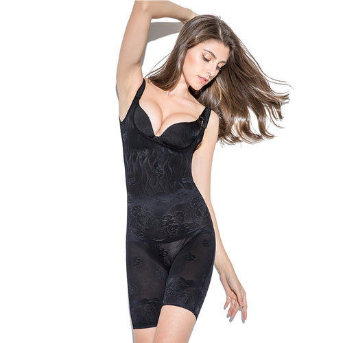 Body Shaper Full Body Shapewear Bodysuit Waist And Tummy Slimming Rear Lifter Shapewear Underwear For Women