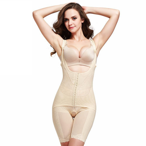 Body Shaper Slimming Underwear Bodysuit Butt Lifter Ladies Shapewear Underwear For Women