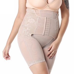 Waist Slimming Body Shaper Underwear Butt Lifter Bodysuit Panties For Slimmer Waist Bodysuit Women's Shapewear.