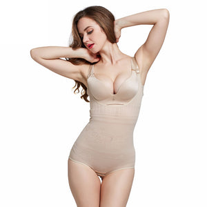 Bodysuit Waist Slimming Butt Lifter Body Shaper Ladies Shapewear Slimming Underwear For Women