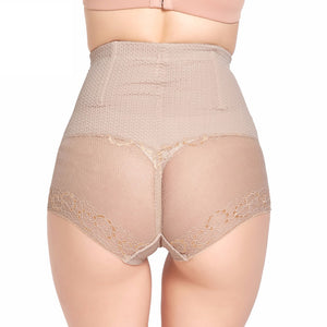 Posterior Control Pants With Tummy Control High Waist Slimming Body Shaper Shapewear Corset