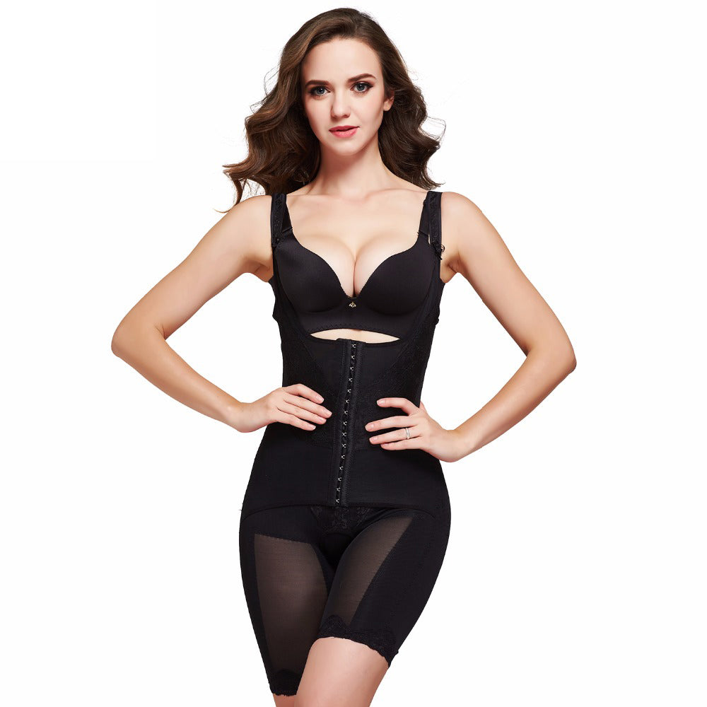 e82c01eaf3daa Firm Full Body Shaper Waist Cincer Underbust Control Suit Girdle Tummy Lift  Women Seamless Full Body Shaper Waist Underbust Cincher Suit Control Firm  Tummy ...