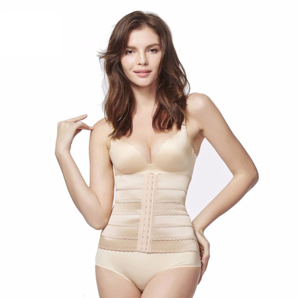 4866243b3da Body Shaper Waist Trainer Slimming Cincher Corset Women s Shapewear  Underwear ...
