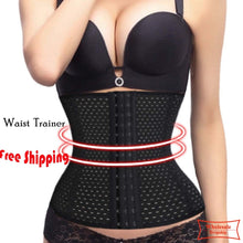 Sexy women's waist trainer shapers waist control corset Slimming Belt Shaper body shaper modeling strap Belt Shapewear 5XL 6XL