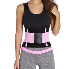 Slimming Belt Power Thermo Body Shaper Waist Trainer Trimmer Corset Waist Belt Cincher Wrap Workout Shapewear Fitness