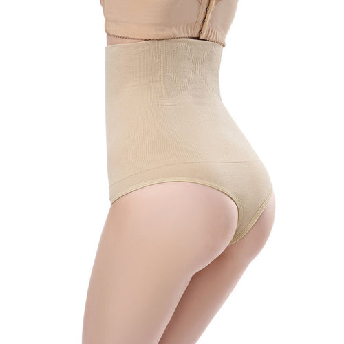 Body Shaper Waist Trainer Slimming Pants Women High Waist Shapewear Pants For Women