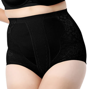 Women's Body Shaper Waist Control Pants Plus Size Lingerie For Women