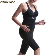HEXIN Hot Shapers Women Body Shaper Slimming Shaper Belt Girdles Firm Control Waist Trainer Cincher Pocket Neoprene Shapewear