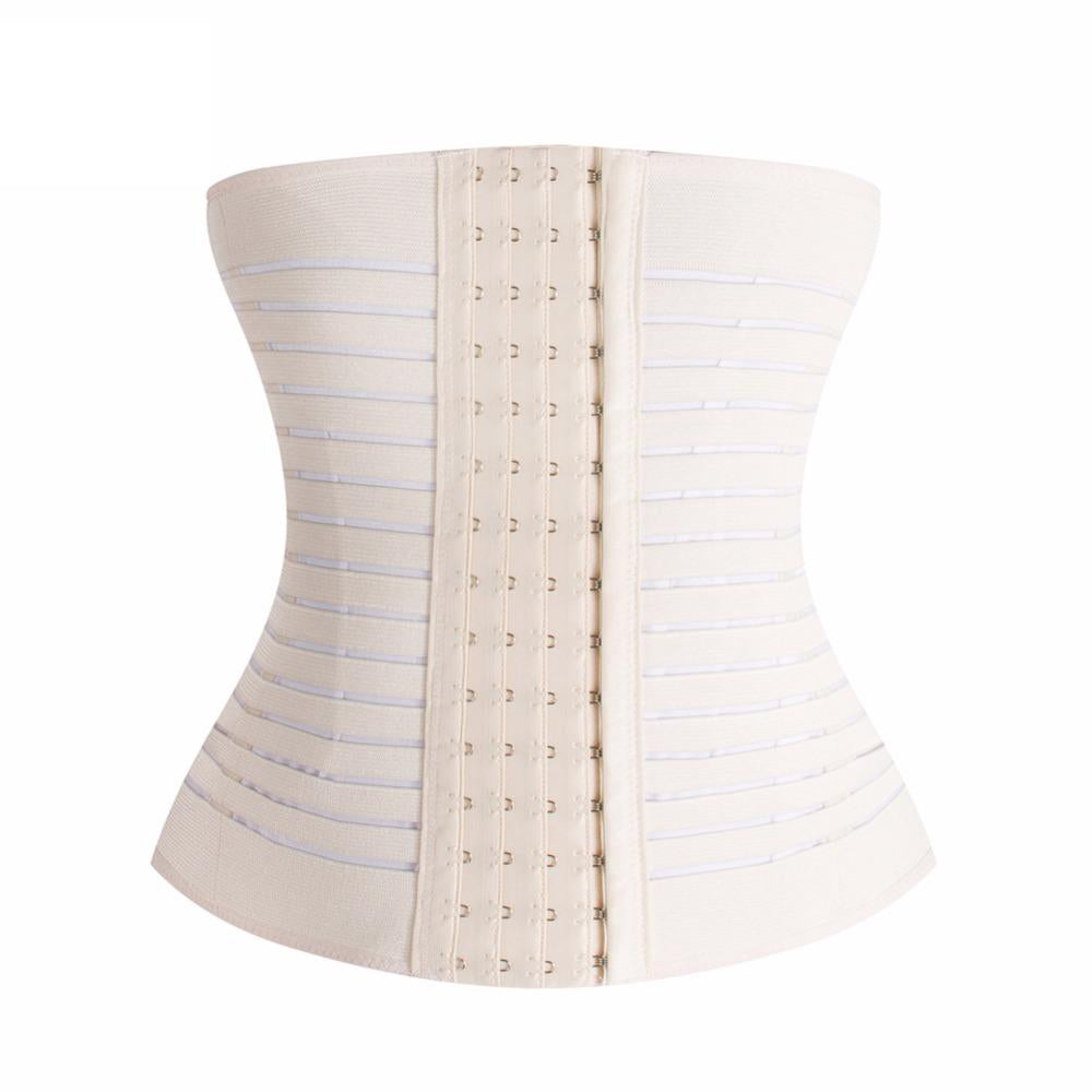Body Shaper Waist Trainer Corset Bustier Modeling Strap Hollow Out Slimming Shapewear Corset