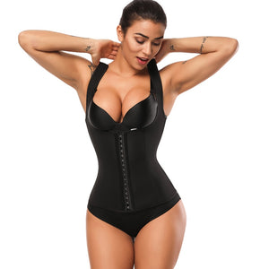 Latex Waist Trainer Body Shaper Slimming Belt Slimming Underwear Modeling Strap Hot Shaper Bodysuit For Women Neoprene Corset