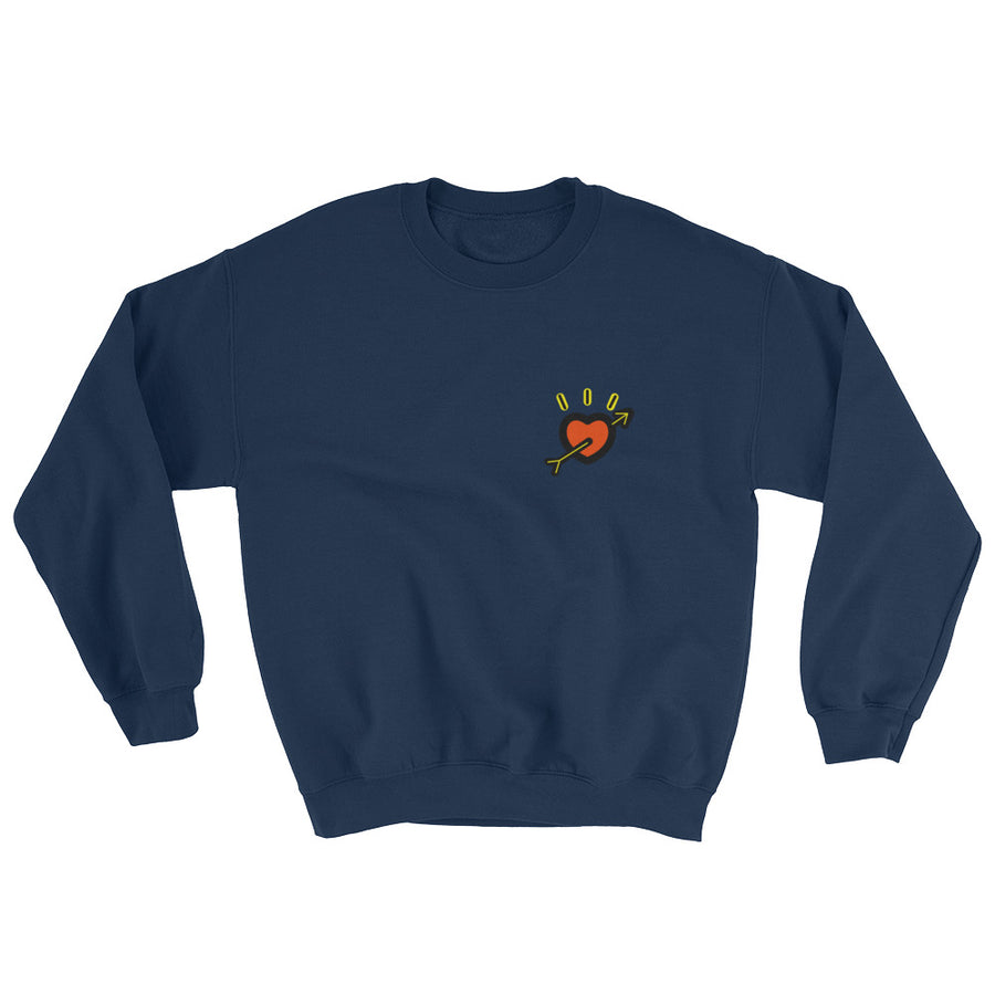 Hea(rt)d over Heels Sweatshirt