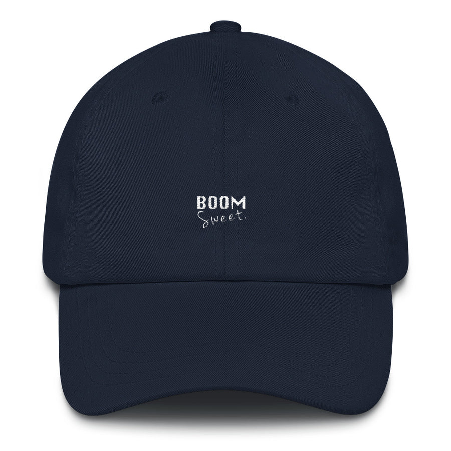 Boom Sweet Dad Hat