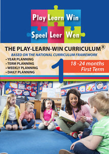 Curriculum 18-24 months TERM 1