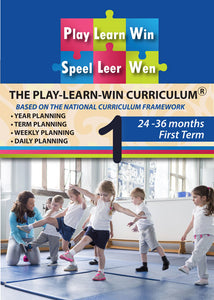 Curriculum 24-36 months TERM 1