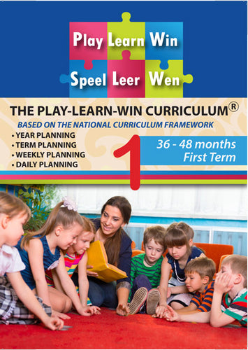 Curriculum 36-48 months TERM 1