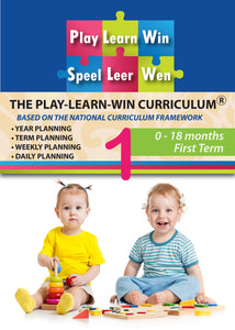 Curriculum 0-18 months TERM 1