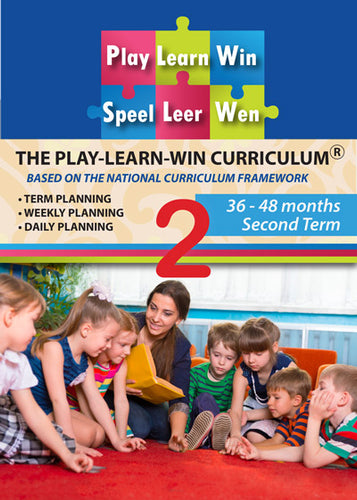 Curriculum 36-48 months TERM 2