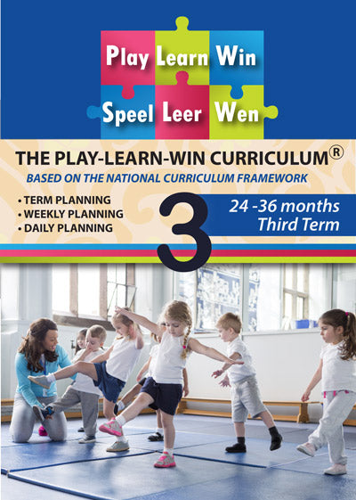 Curriculum 24-36 months TERM 3