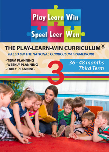 Curriculum 36-48 months TERM 3