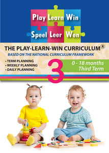 Curriculum 0-18 months TERM 3