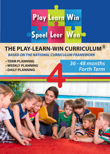 Curriculum 36-48 months TERM 4