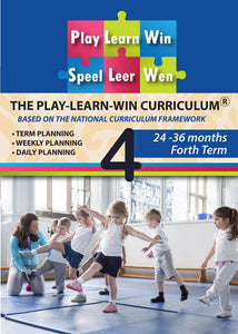 Curriculum 24-36 months TERM 4