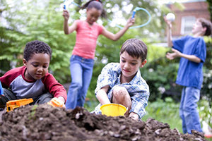 Outdoor Play online short course | Play Learn Win - CPTD Points