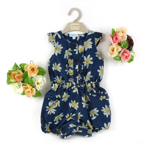 Daisy Cute Jumpsuit