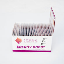 Energy Boost Peak Performance Gel (Box of 25 Sachets)