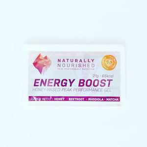 Energy Boost Peak Performance Gel