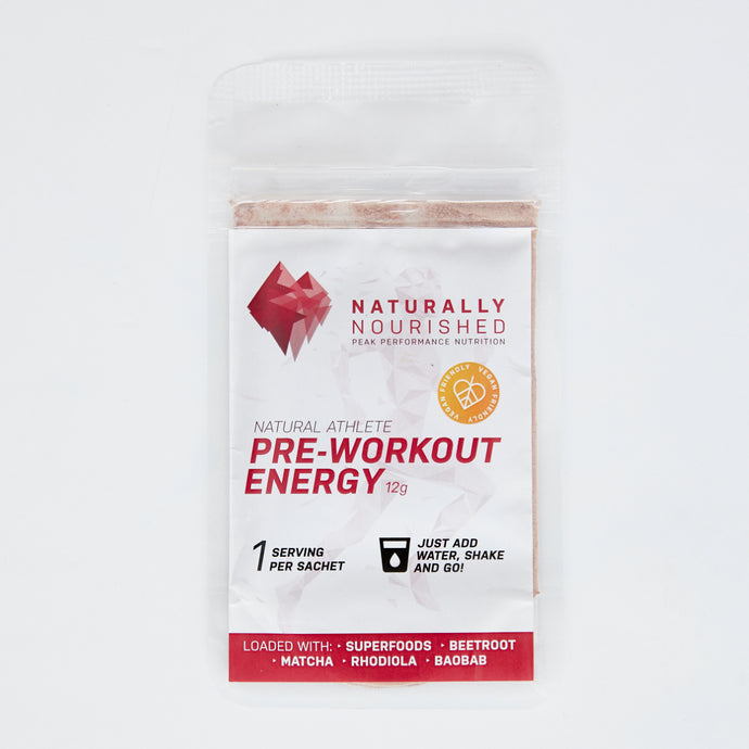 Pre-Workout Energy Sachet