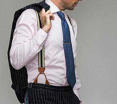 Which Suspender Width is Right for You?