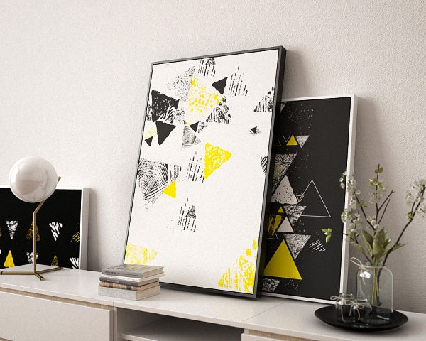 Abstract Canvas Collection - EastEnd Modern
