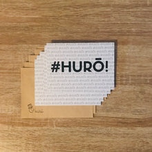Pākete | #HURŌ | Birthday card (pack of 5)