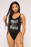 Girl Gang Swimsuit - Black