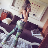 Sports Yoga Slim Long Sports Leggings