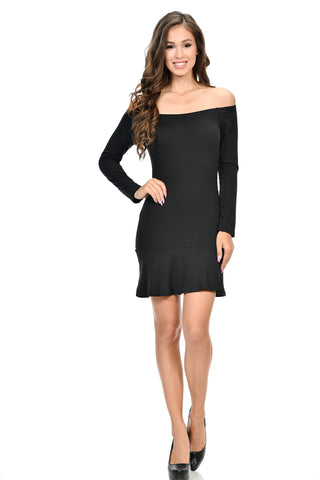 Diamante Fashion Women's Mini Dress