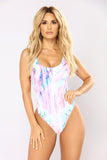 Mi Amor Swimsuit - Multi