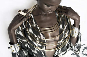 Diarra Bousso, Blending Mathematics with Fashion