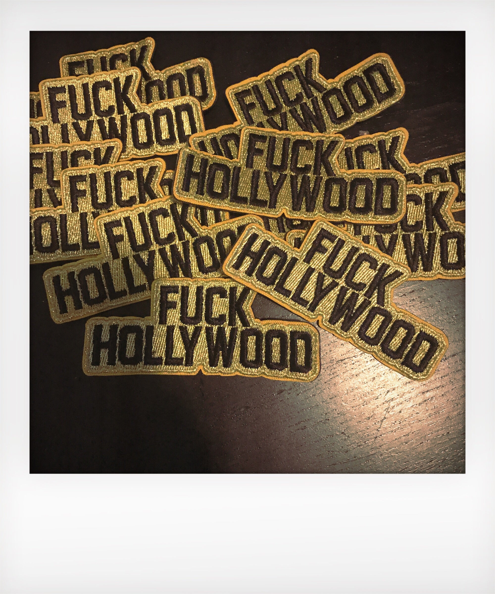 Fuck Hollywood Patch