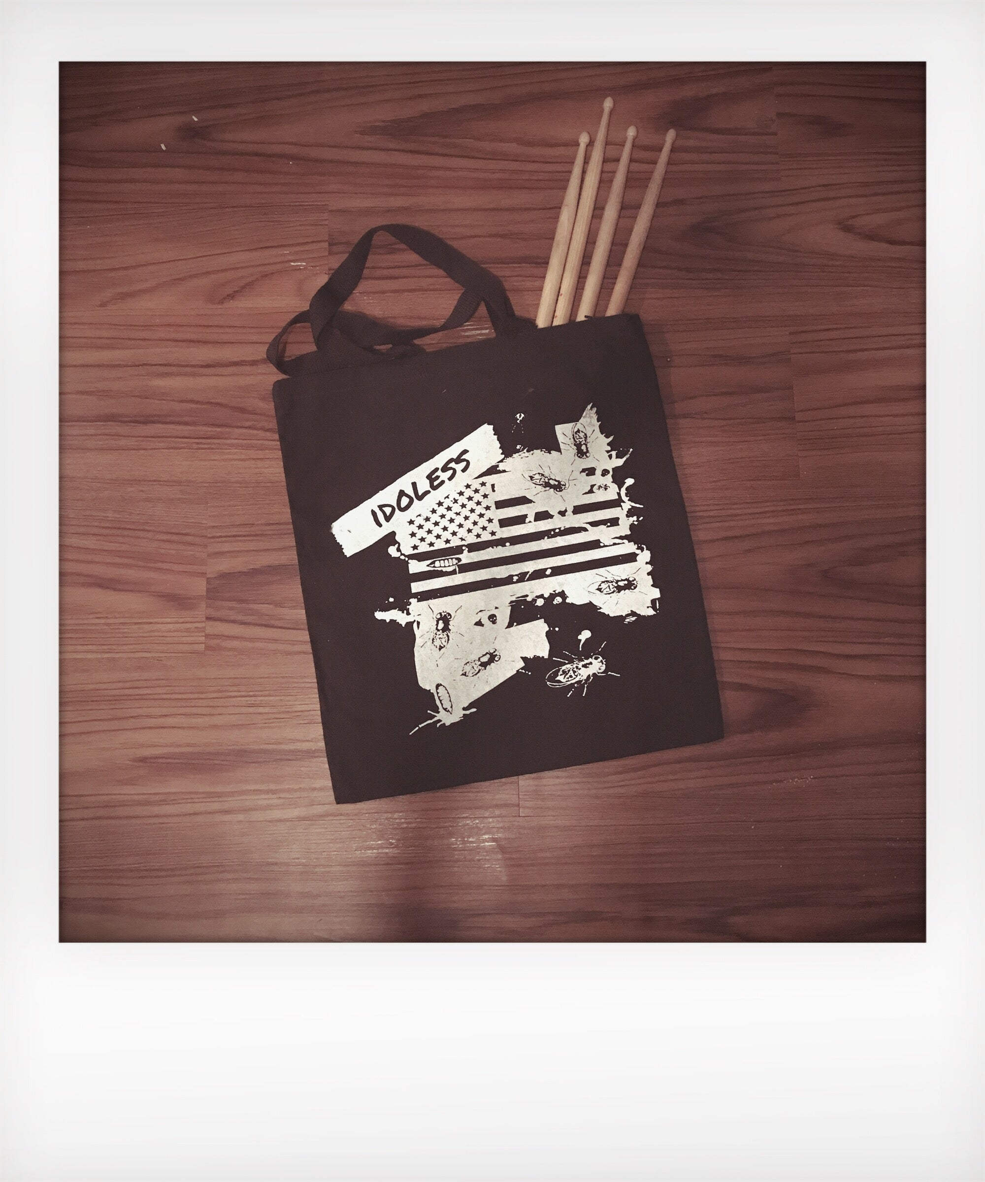 Idoless Tote Bag
