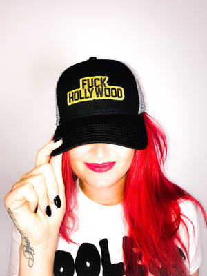 Fuck Hollywood Hat