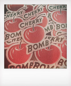 Cherry Bomb Patch