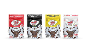 7 Packs of Variety Jerky - Tong Beef Jerky