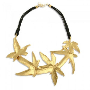 Ivy Case Ivy Necklace - Gold