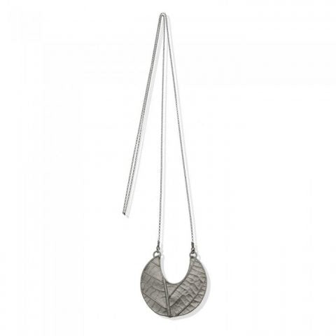 Ersi Necklace - Silver