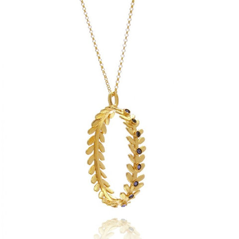 Alkisti Necklace - Gold