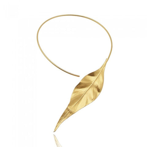 Galene Necklace - Gold