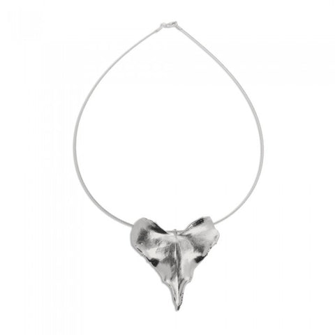 Emotions Ivy Necklace - Silver