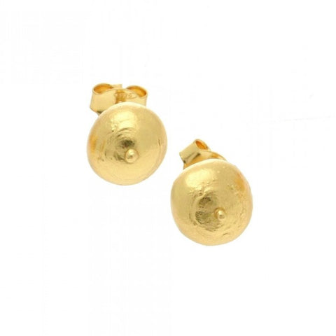 Venus Ivy Earrings - Gold